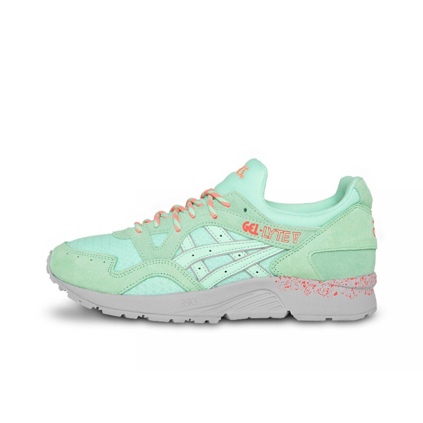 online store 52f5d 71ae6 Asics Gel-Lyte V W Bay/Bay Running Shoes