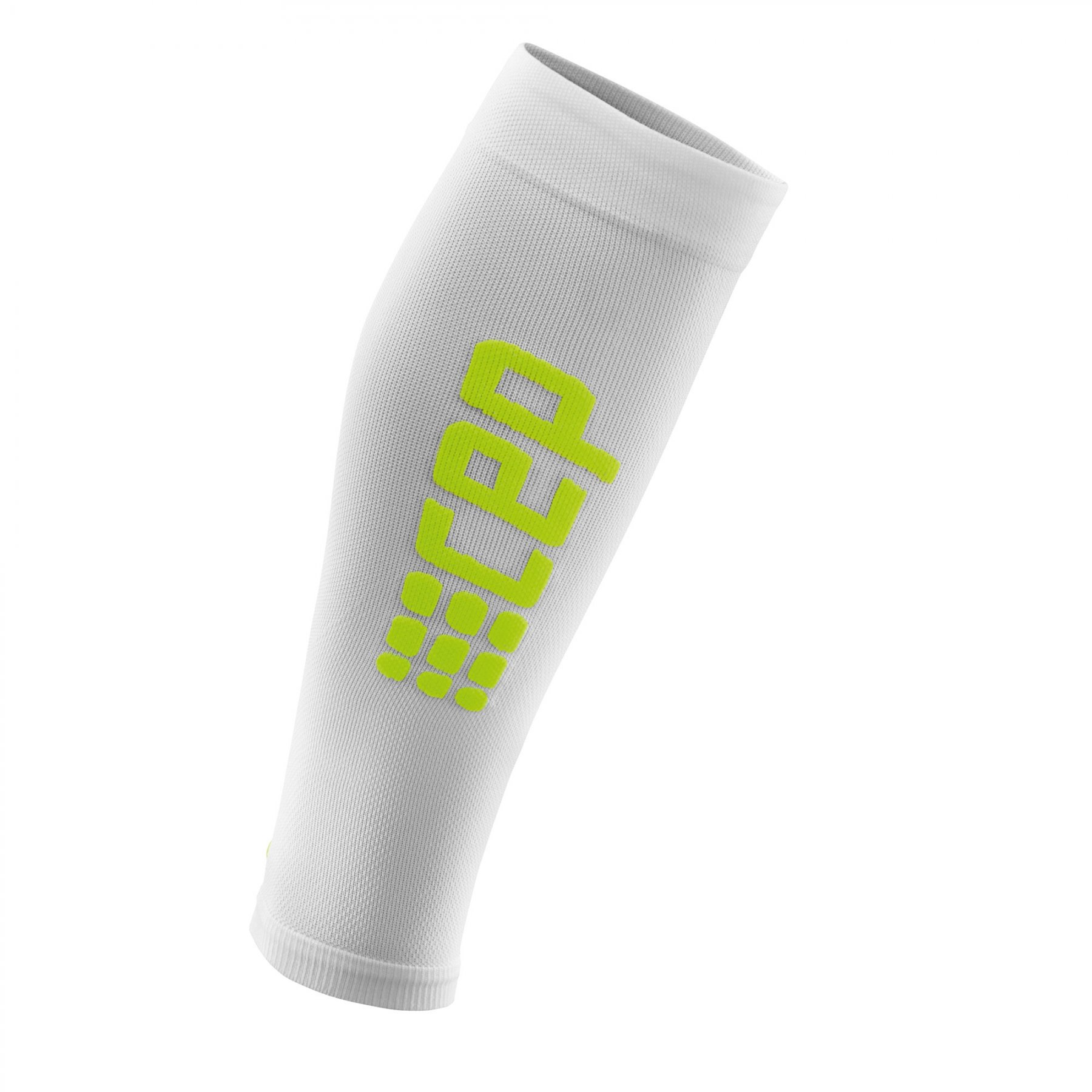 10fabcd712 CEP Ultralight Calf Sleeves white-green. Click Image for Gallery