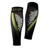 CEP Compresie gamba Nighttech verde