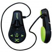 Finis Duo MP3 player subacvatic negru-verde