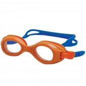 Finis Helio ochelari inot copii Portocaliu/Transparent