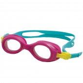 Finis Helio ochelari inot copii Roz/Transparent