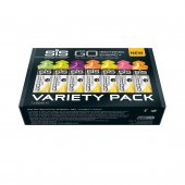 SiS Go Isotonic Energy Gel variety 7 pack