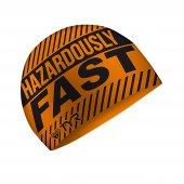 TYR Cască înot Hazardous portocaliu