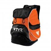 TYR Rucsac Alliance All Team II negru-portocaliu