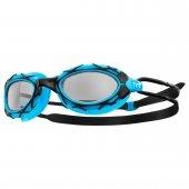 TYR Nest Pro ochelari inot negru-albastru