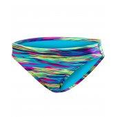 TYR Bonzai Classic Bikini Chilot albastru-multicolor