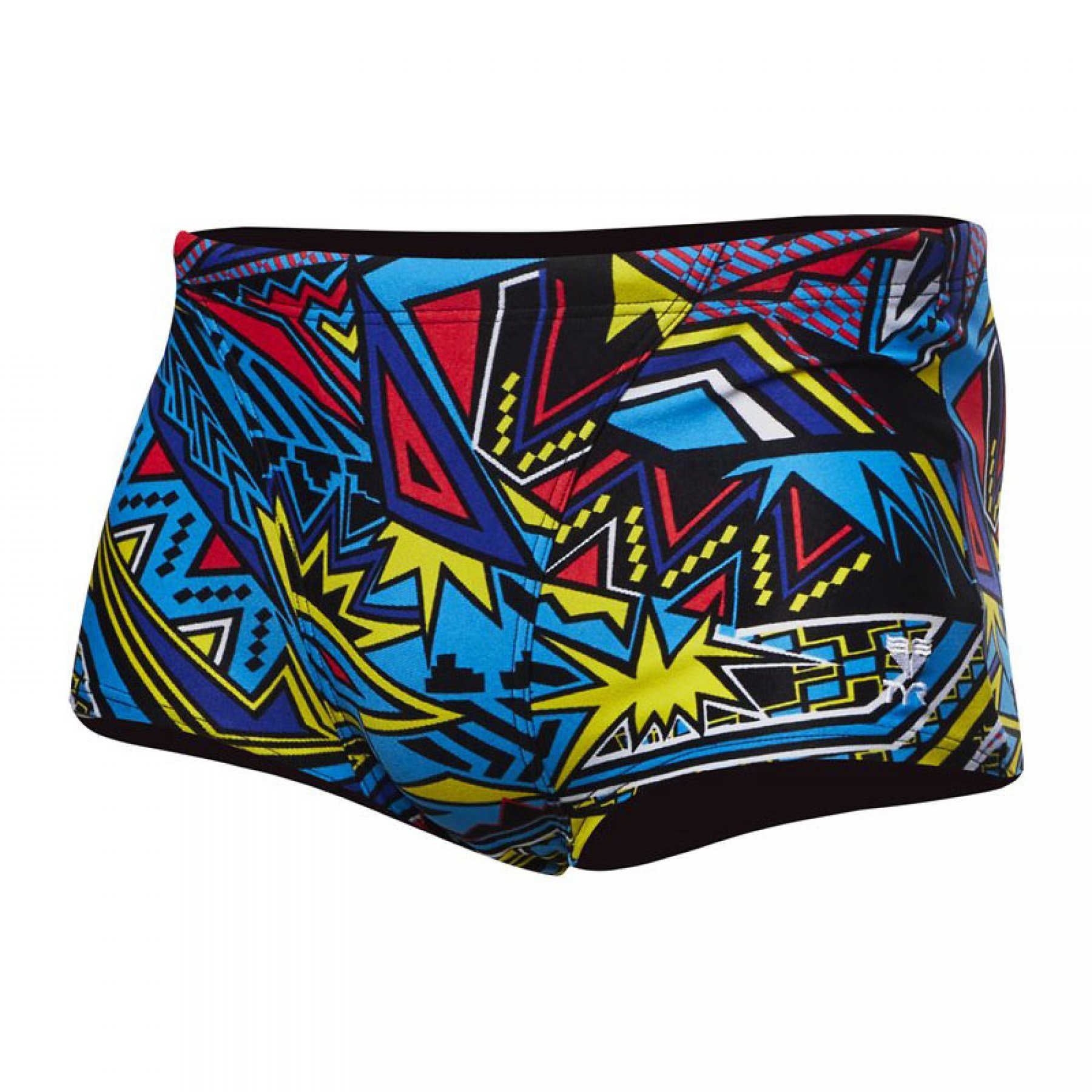 57a7968f4 TYR Whaam Allover Trunk blue. Click Image for Gallery