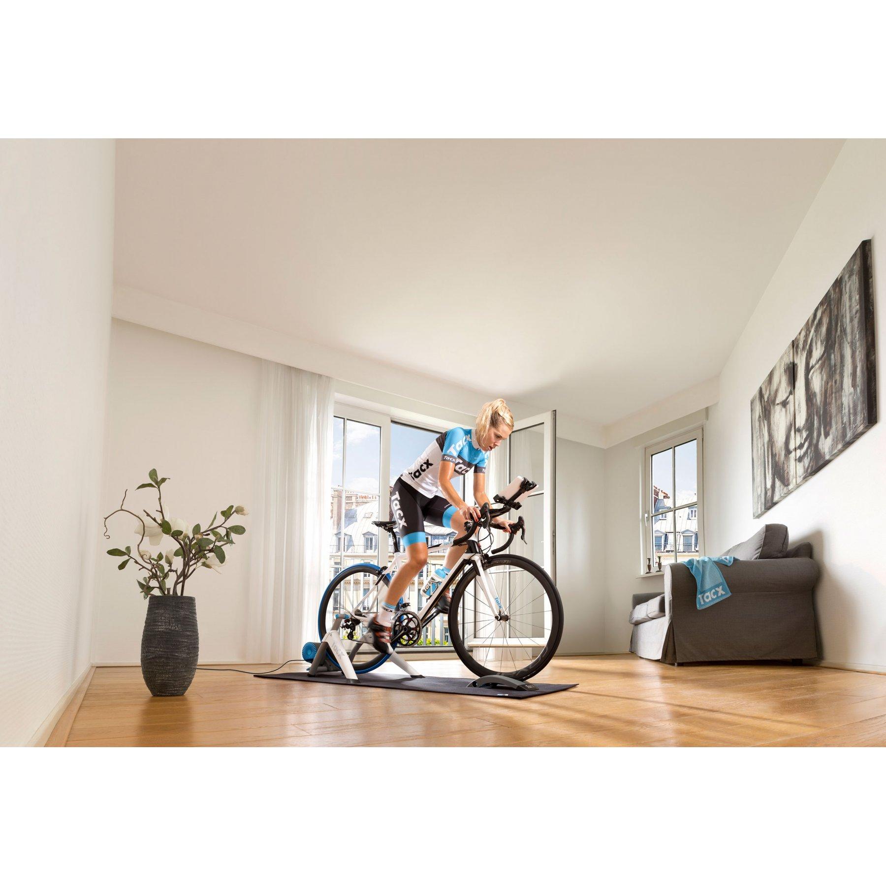 home trainer tacx vortex smart t2180. Black Bedroom Furniture Sets. Home Design Ideas