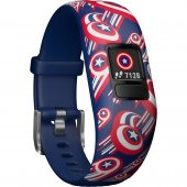 Garmin Vivofit Jr. 2 Marvel Captain America Reglabil