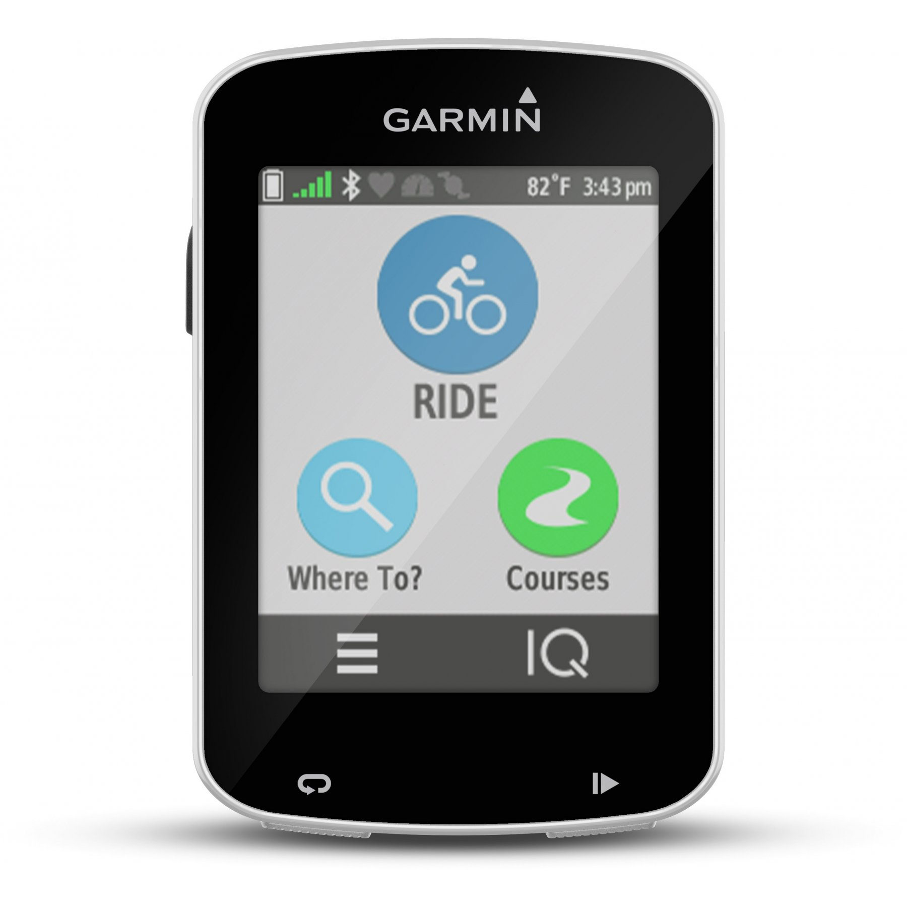 Garmin Edge 820 Cycling GPS Computer With Heart Rate Monitor