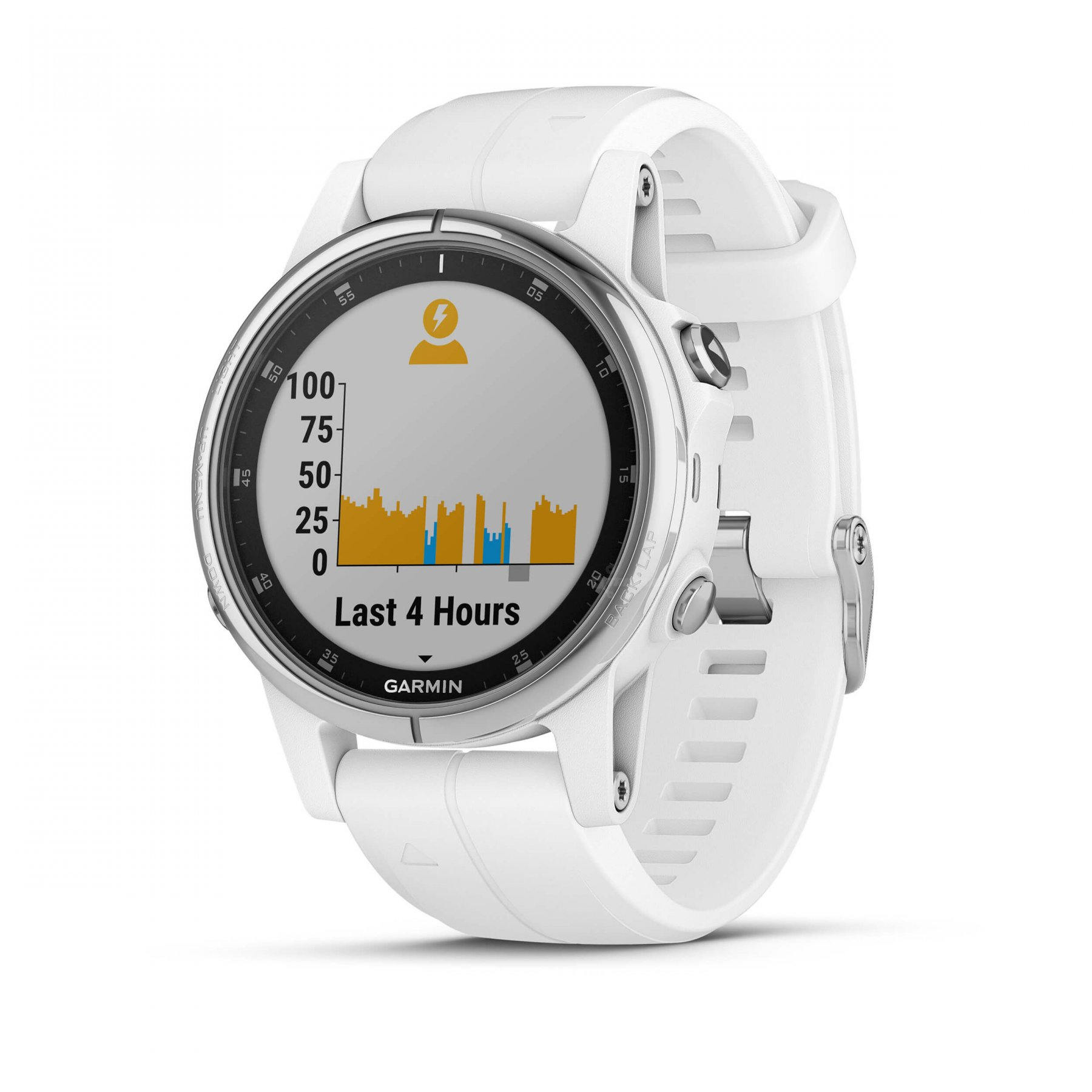 garmin fenix 5s plus sapphire white. Black Bedroom Furniture Sets. Home Design Ideas