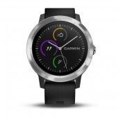 Garmin Vivoactive 3 black with Stainless