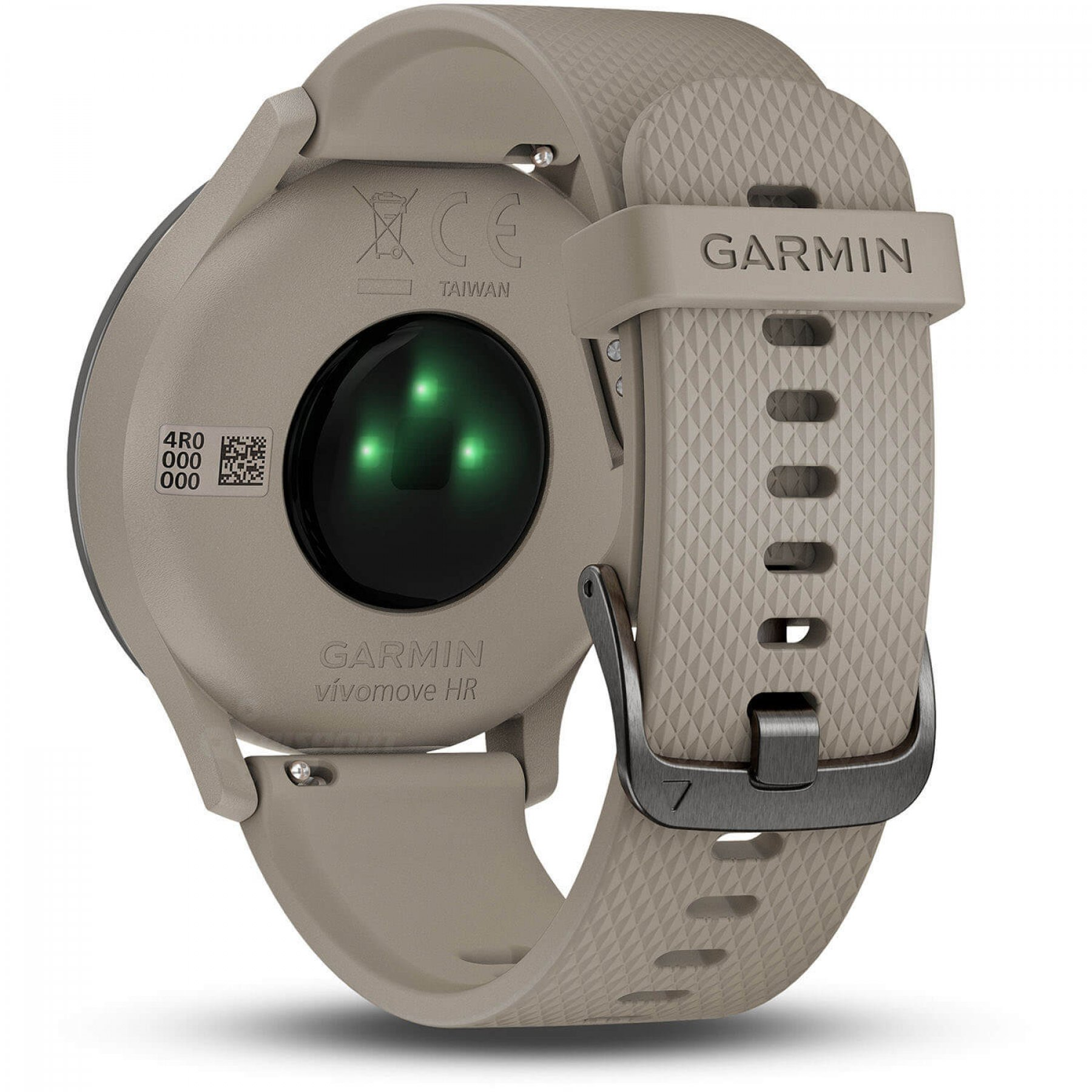 Garmin Vivomove HR Sport sand-stone