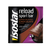 Reload Energy Bar Chocolate 3x40g Isostar