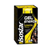 Energy Gel Lemon 4x35g Isostar