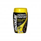 Hydrate & Perform Lemon 400g Isostar